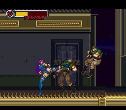 X-Men: Mutant Apocalypse screenshot