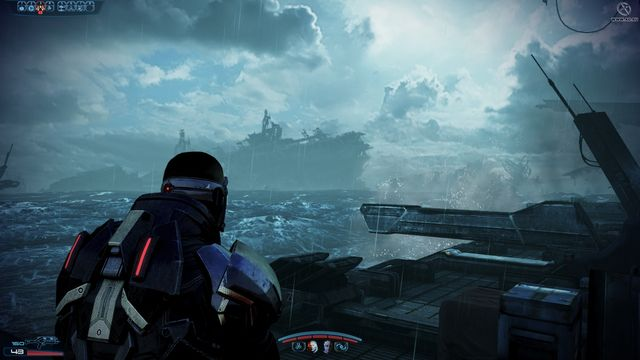 Mass Effect 3: Левиафан screenshot