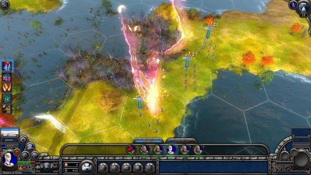 Кодекс войны: Магия screenshot