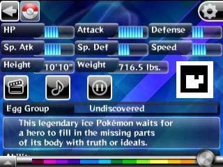 Pokédex 3D Pro screenshot