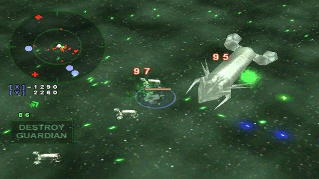 Armada (1999) screenshot