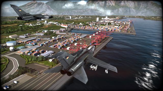 Wargame: Airland Battle screenshot
