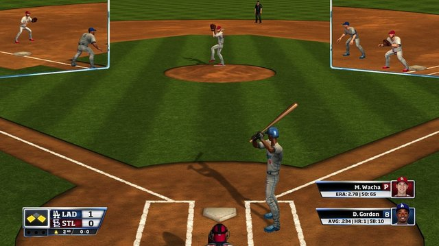 R.B.I. Baseball 14 screenshot