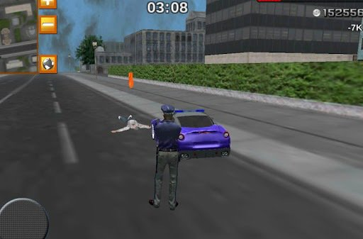 Crime City Real Police Driver screenshot