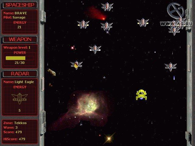 Outbreak (2001) screenshot