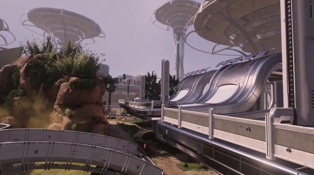 Call of Duty: Advanced Warfare - Ascendance screenshot