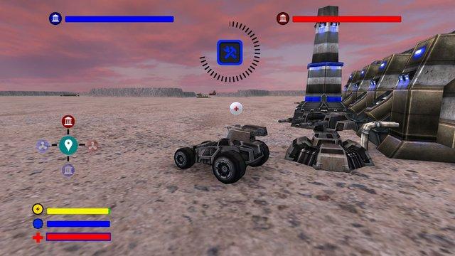 Planet 1138 Demo screenshot