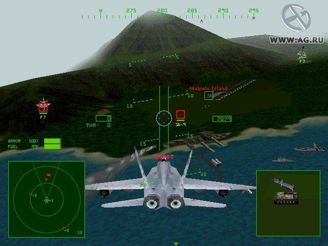 Top Gun: Hornet's Nest screenshot
