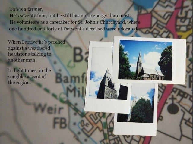 Walk With Me To Derwent screenshot