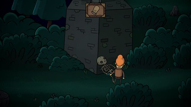 Midnight Quest screenshot