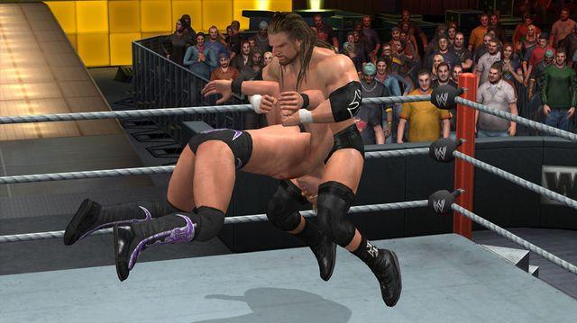 WWE SmackDown vs RAW 2011 screenshot