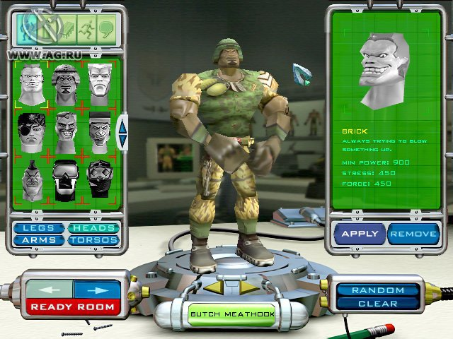 Small Soldiers: Globaltech Design Lab screenshot