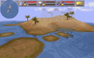Magic Carpet (1997) screenshot