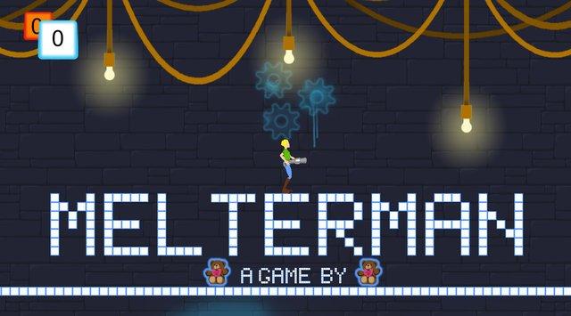Melter Man screenshot