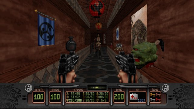 Shadow Warrior Classic Redux screenshot