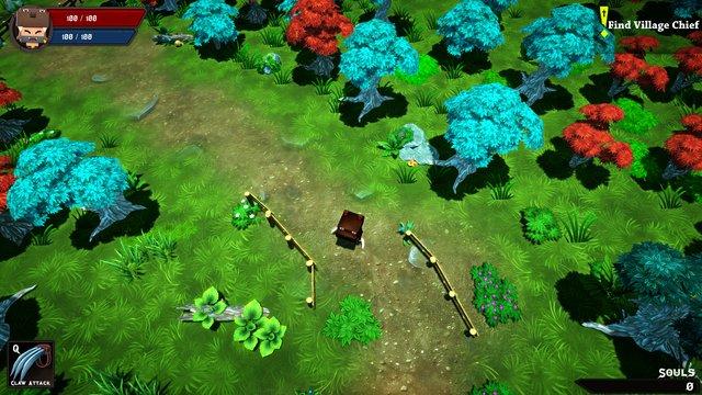 Rover The Dragonslayer screenshot