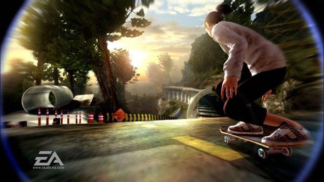 Skate 2 screenshot