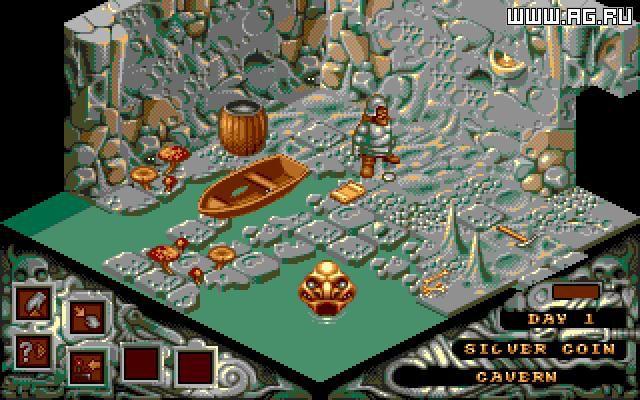 Cadaver screenshot