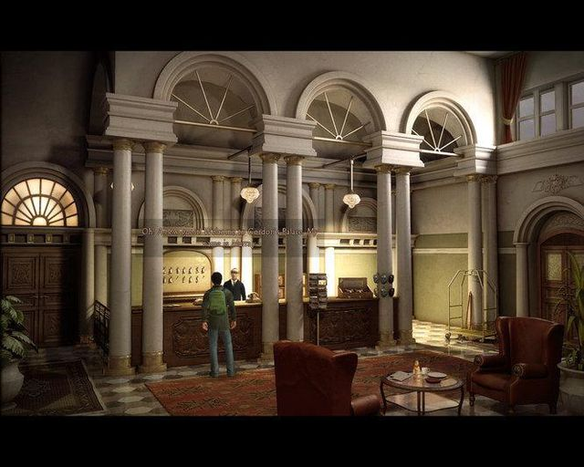 Black Mirror II screenshot