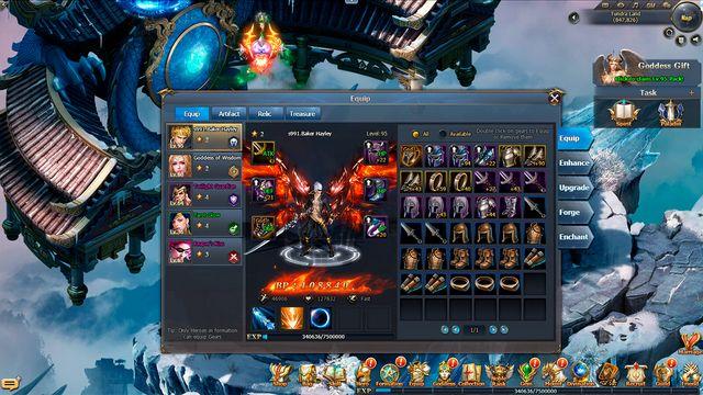 Dragon Glory screenshot