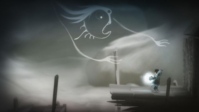 Never Alone Arctic Collection screenshot