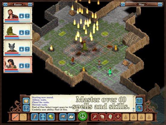 Avernum 3: Ruined World screenshot