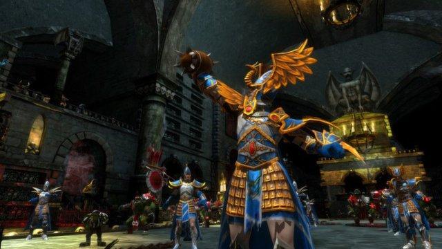 Blood Bowl: Chaos Edition screenshot
