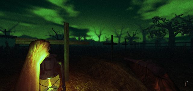 Overcast - Walden and the Werewolf screenshot
