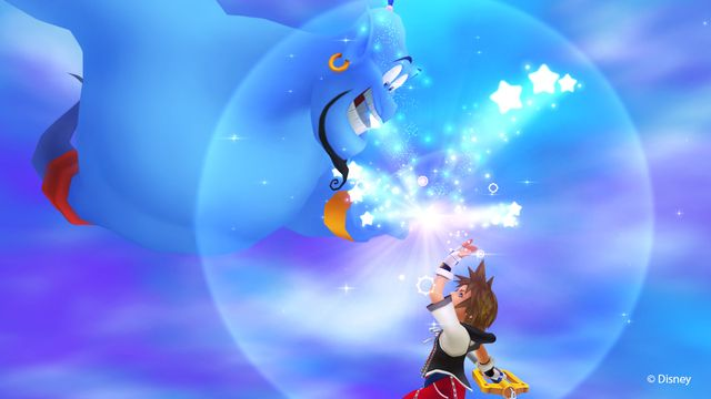 KINGDOM HEARTS HD 1.5 +2.5 ReMIX screenshot
