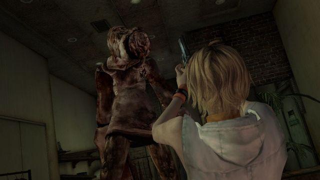 Silent Hill: HD Collection screenshot
