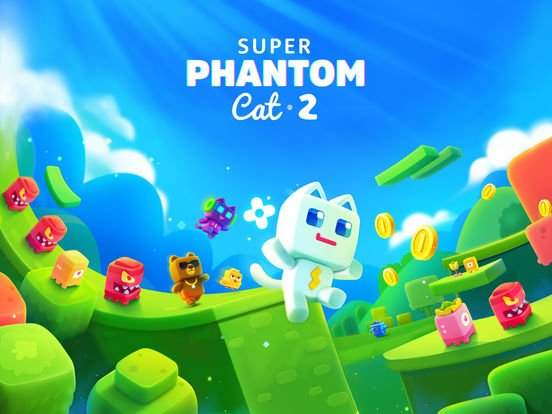 Super Phantom Cat 2 screenshot