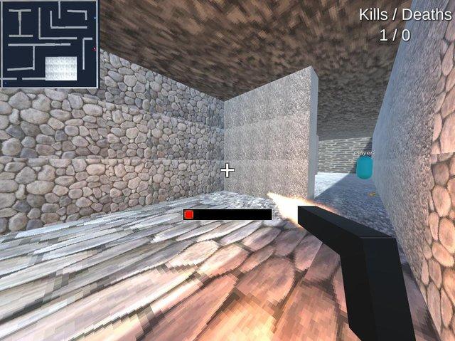 One-Shot Deathmatch screenshot