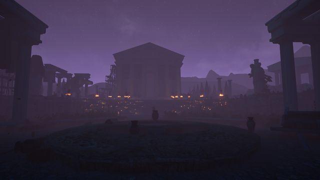 Medusa's Labyrinth screenshot