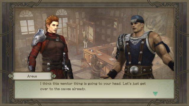 TRINITY: Souls of Zill O'll screenshot