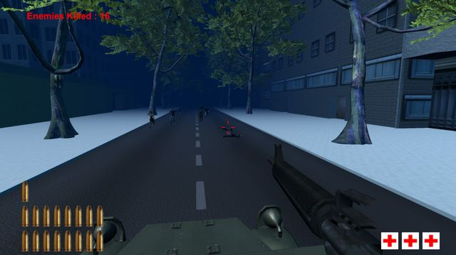Drive-By Hero screenshot