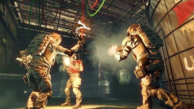 Umbrella Corps /Biohazard Umbrella Corps screenshot