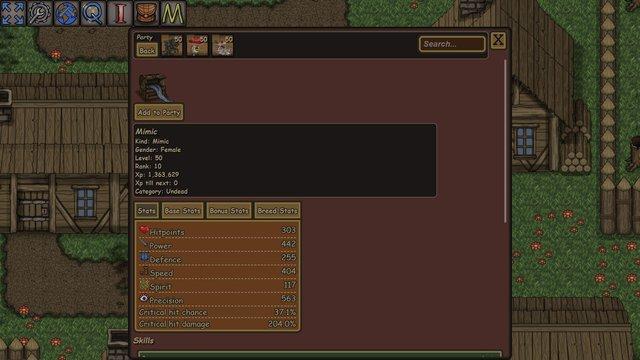 Monster Questz screenshot