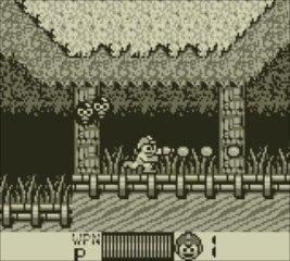 Mega Man II screenshot