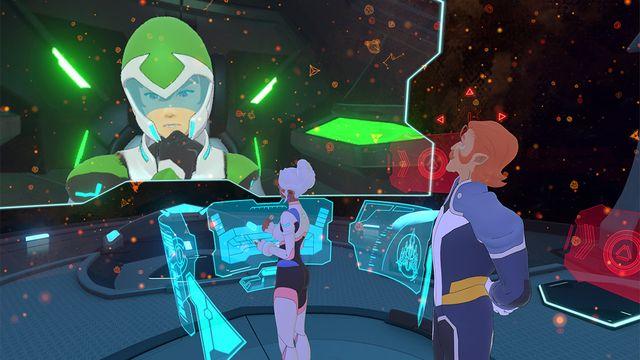 DreamWorks Voltron VR Chronicles screenshot