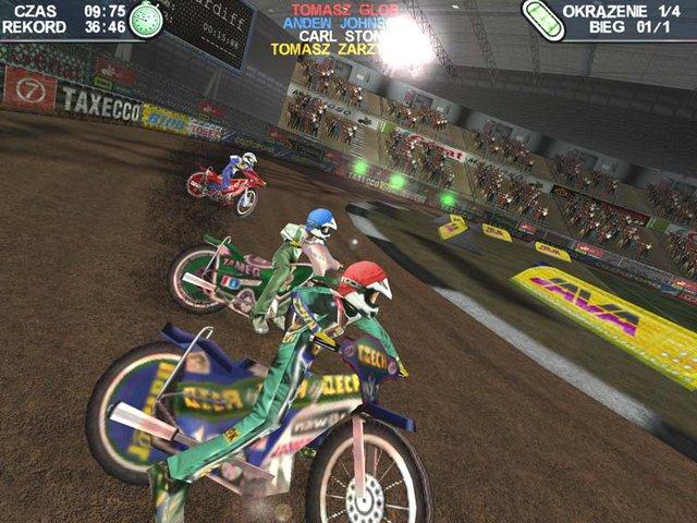 Demonic Speedway screenshot