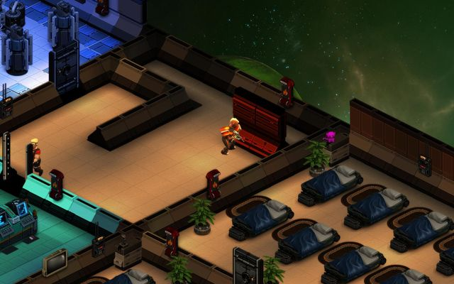 Spacebase DF-9 screenshot
