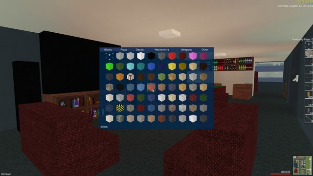 Voxel Turf screenshot