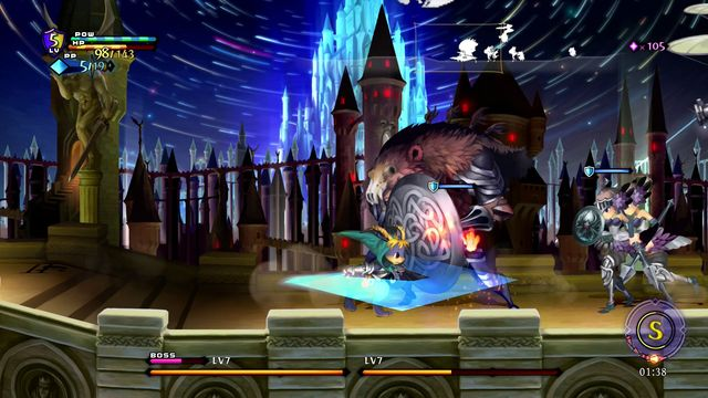 Odin Sphere Leifthrasir screenshot