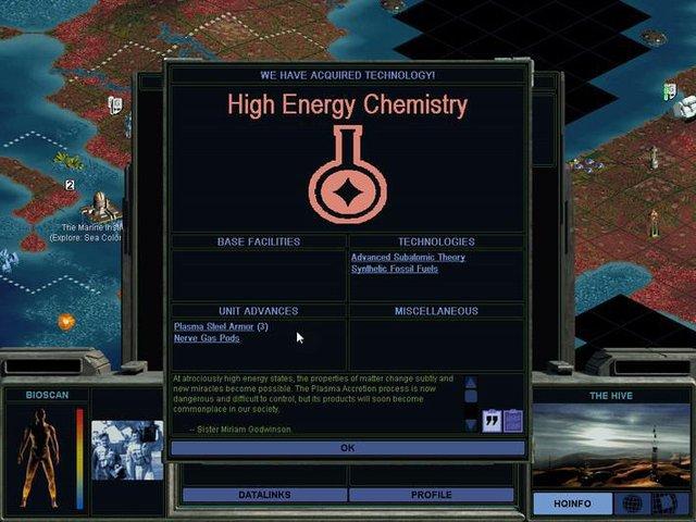 Sid Meier's Alpha Centauri Planetary Pack screenshot
