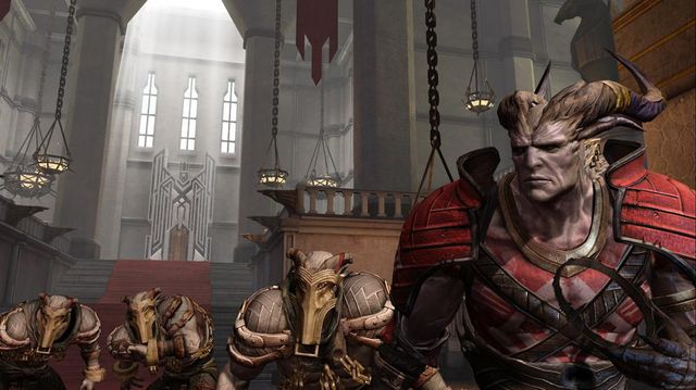 Dragon Age 2 screenshot