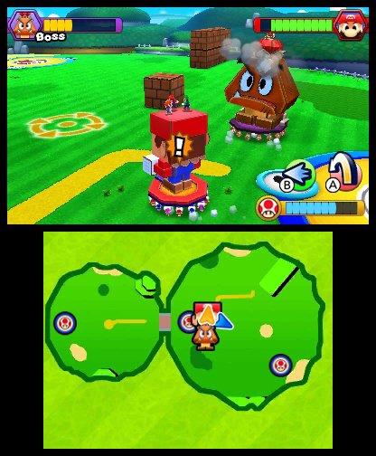 Mario & Luigi: Paper Jam screenshot