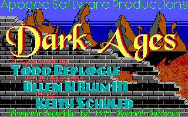 Dark Ages screenshot
