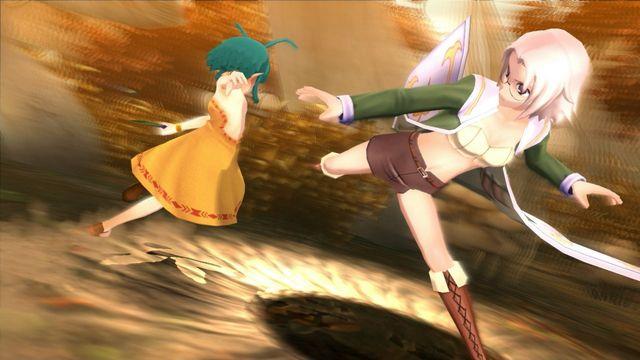 Fairy Bloom Freesia screenshot