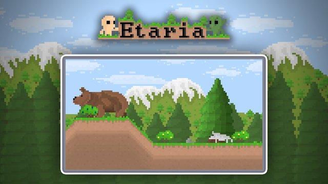 Etaria   Survival Adventure screenshot