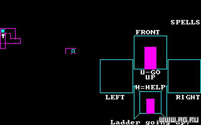 Moraff's Revenge screenshot